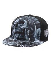 Dyse One - Skull Snapback Hat-2348596