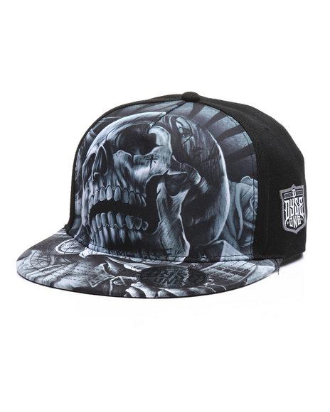 Dyse One - Skull Snapback Hat