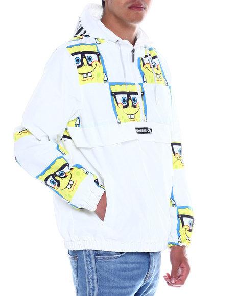 Members Only - Sponge Bob Windbreaker
