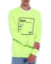 Fila - MACK FLEECE CREW-2349108