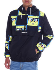 Members Only - Sponge Bob Windbreaker-2348464