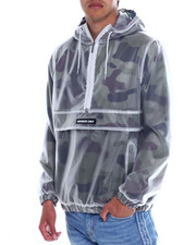 Athleisure for Men - Camo Windbreaker-2348488
