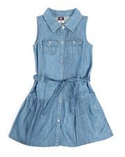 Dresses - Denim Dress (7-16)-2345982