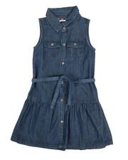 Dresses - Denim Dress (7-16)-2345986