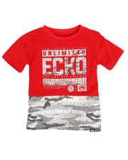 Ecko - Camo Ecko Tee (4-7)-2346973