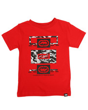 Sizes 2T-4T - Toddler - Ecko Camo Square Print Tee (2T-4T)-2346921