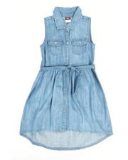 Dresses - Denim Dress (7-16)-2345969