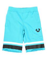 True Religion - French Terry Stripe Shorts (8-20)-2346492