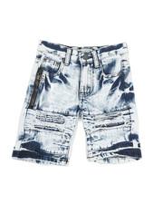 Arcade Styles - Ripped Denim Shorts (4-7)-2342861