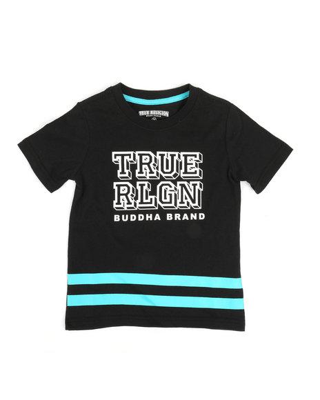 True Religion - Block Letter Tee (4-7)