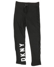 Girls - Mixed Media Skinny Joggers (7-16)-2347141