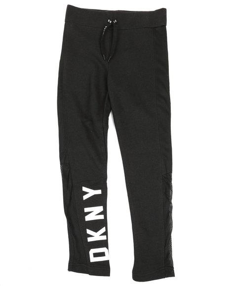 DKNY Jeans - Mixed Media Skinny Joggers (7-16)