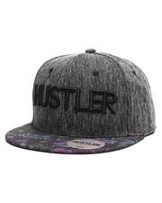 Hustler - Tie Dye Snapback Hat-2348599