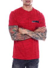T-Shirts - Wax Zipper Pocket Tee-2350259