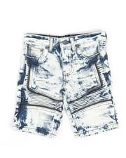 Arcade Styles - Ripped Denim Shorts (4-7)-2346766