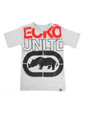 Tops - Ecko Unltd Big Print Tee (8-20)-2346989