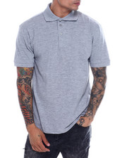 Shirts - Solid Polo-2349492