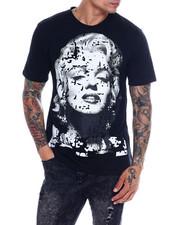 Shirts - MARiLYN MONROE TEE-2349447