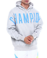 Athleisure for Men - REVERSE WEAVE OVERSIZED SCRIPT HOODY-2350126
