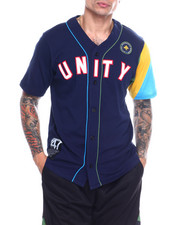 Athleisure for Men - UNITY BASEBALL JERSEY-2350133