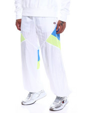 Athleisure for Men - Nylon Warm Up Pant-2347802