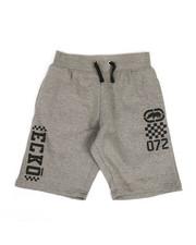 Sizes 8-20 - Big Kids - Fleece Shorts (8-20)-2347084