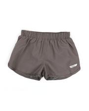 Girls - Knit Under-Short Woven Shorts (7-16)-2348721