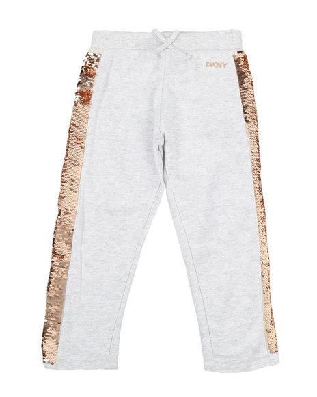 DKNY Jeans - Flip Sequin Joggers (4-6X)