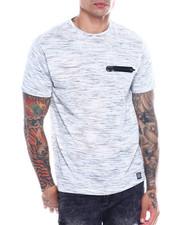 T-Shirts - Wax Zipper Pocket Tee-2350224