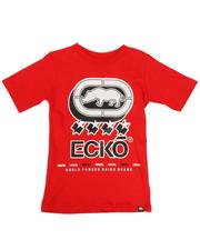 Tops - Ecko Raw & Uncut Tee (8-20)-2347009