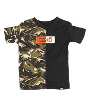 Sizes 2T-4T - Toddler - Camo Ecko Tee (2T-4T)-2346808