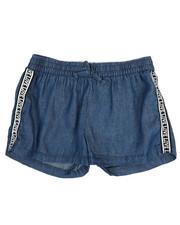 Bottoms - Shorts W/ Logo Taping (7-16)-2347265