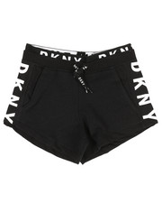Girls - Logo Athletic Shorts (7-16)-2347247