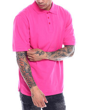 Shirts - Solid Polo-2349529