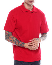 Shirts - Solid Polo-2349522