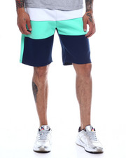 Spring-Summer-M - COLORBLOCK TRICOT SHORT-2350407