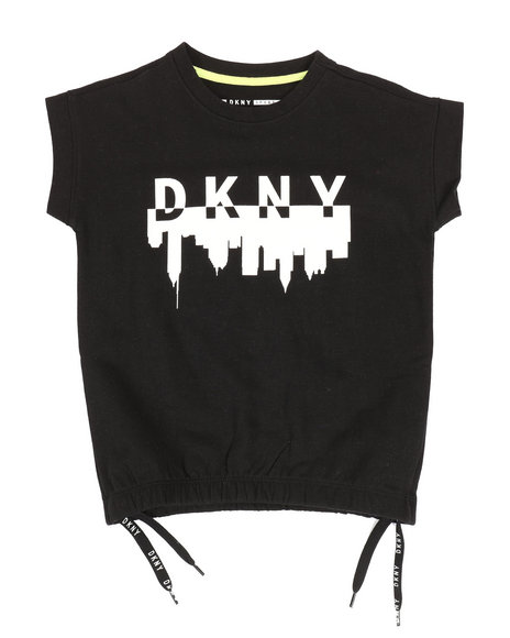 DKNY Jeans - DKNY Logo Terry Sweatshirt (7-16)