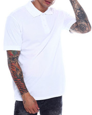 Shirts - Solid Polo-2349549