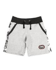 Boys - Fleece Shorts (4-7)-2347096