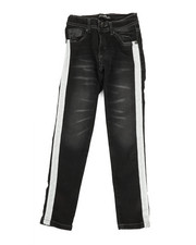 Girls - Jeans W/ Side Taping (7-16)-2347303
