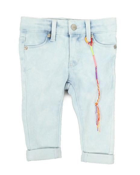 DKNY Jeans - Lexington Super Skinny Capris (2T-4T)