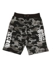 Sizes 8-20 - Big Kids - Fleece Shorts (8-20)-2347116
