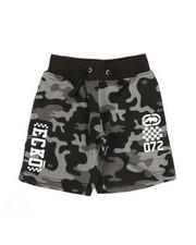 Boys - Fleece Shorts (4-7)-2347120