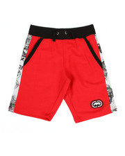 Sizes 8-20 - Big Kids - Fleece Shorts (8-20)-2347108