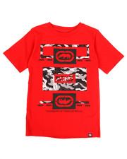 Tops - Ecko Camo Square Print Tee (8-20)-2346934