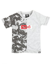 Sizes 2T-4T - Toddler - Camo Ecko Tee (2T-4T)-2346878