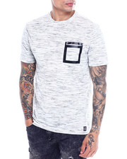 Men - Wax Pocket Tee-2350219