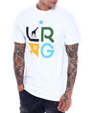 Men - LRG TREE STACK TEE-2349961
