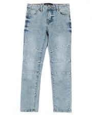 Sizes 8-20 - Big Kids - Distressed Denim Jeans (8-20)-2348702