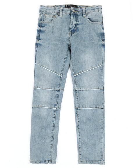 Arcade Styles - Distressed Denim Jeans (8-20)